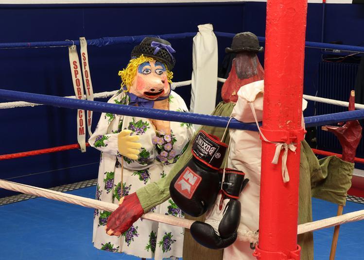 Visite Marionnettes Et Transgression à Besancon