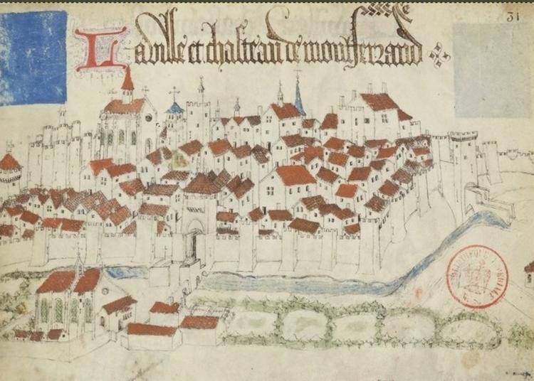 Visite Montferrand En Famille à Clermont Ferrand