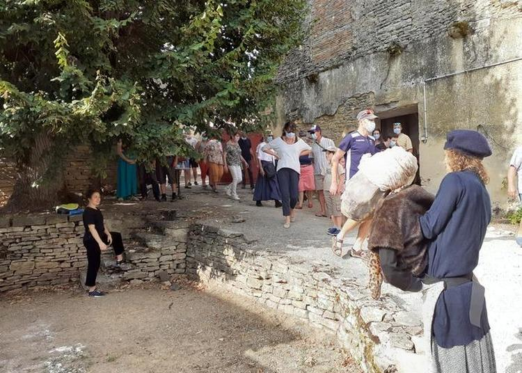 Visite Musicale Du Village : Pernand En Chanson ! à Pernand Vergelesse