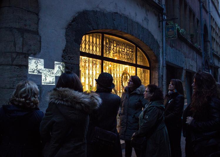 Visite Nocturne : Mystères Du Vieux Lyon ésotérique