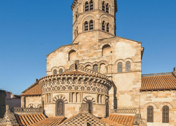 Visite Notre-dame-du-port: La Basilique Et Son Quartier. à Clermont Ferrand
