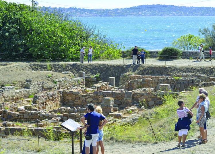 Visite Olbia, Une Forteresse Grecque à Hyeres