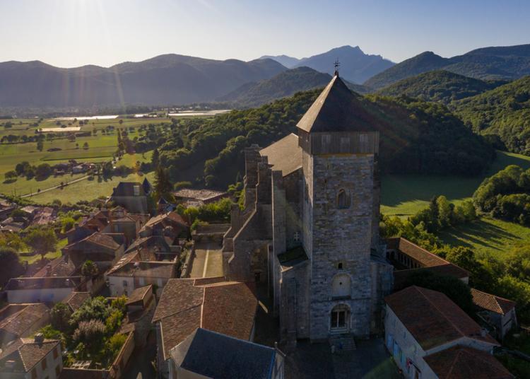 Visite Panoramique à Saint Bertrand de Comminges