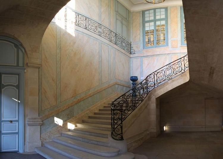 Visite Partielle De L'hôtel Leberthon à Bordeaux