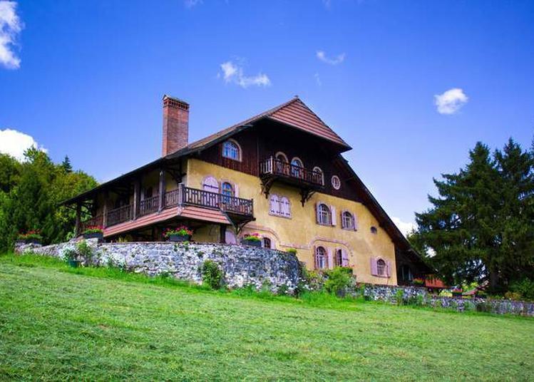 Visite Passionnante Et Conviviale à La Maison De Monte Au Lever à Les Grangettes