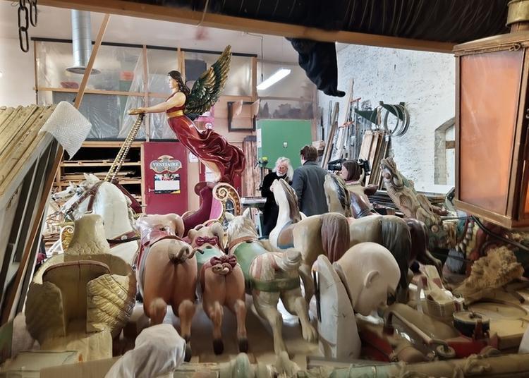 Visite Privilégiée Des Coulisses Des Pavillons De Bercy - Musée Des Arts Forains à Paris 12ème