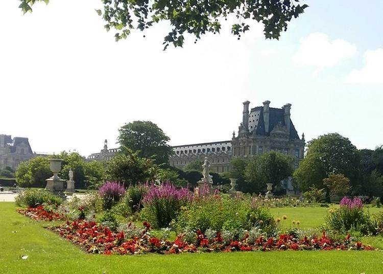 Visite-promenade à Paris 1er