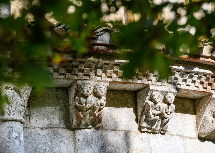 Visite Sensible De L'abbaye ! à Hastingues