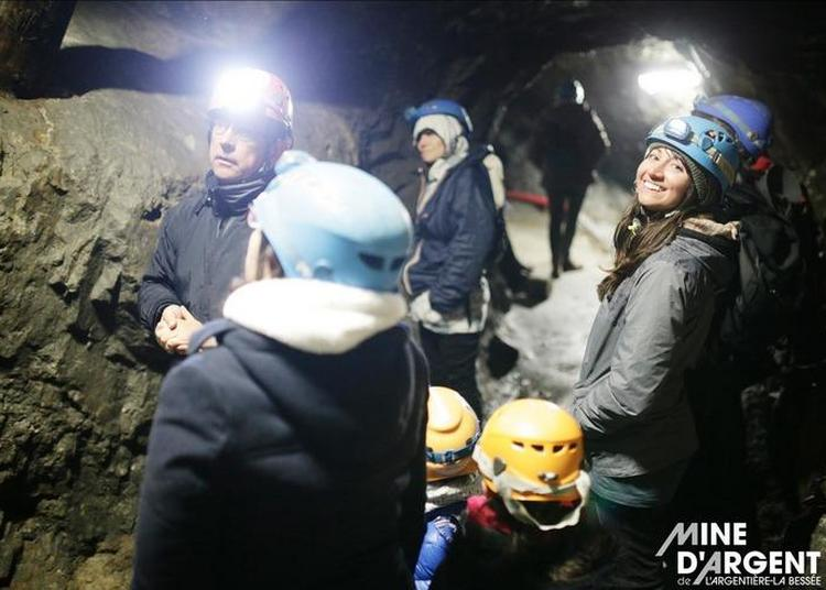 Visite Souterraine Guidée De La Mine D'argent Du Fournel à L'Argentiere la Bessee