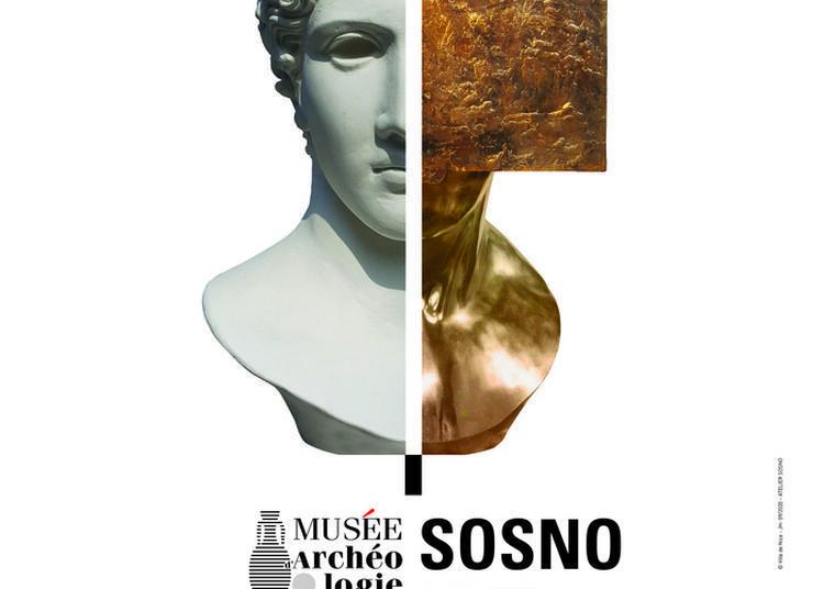 Visite Spéciale De L'exposition Sosno Squatte L'antique à Nice