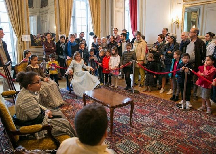 Visite Spéciale Pour Les Enfants à Strasbourg