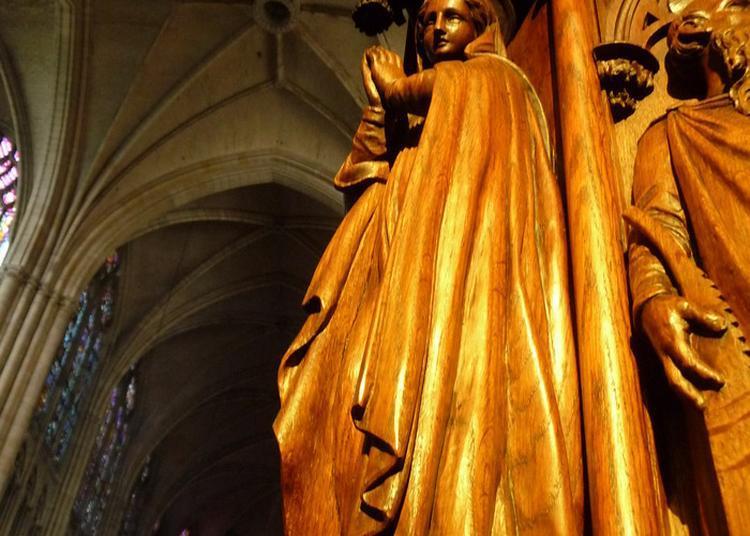 Visite Spirituelle à Troyes