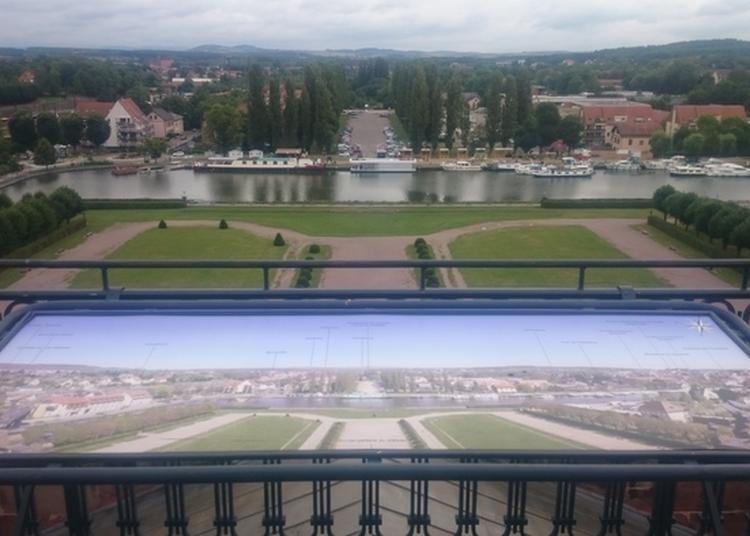 Visite Sur Le Toit Du Château à Saverne