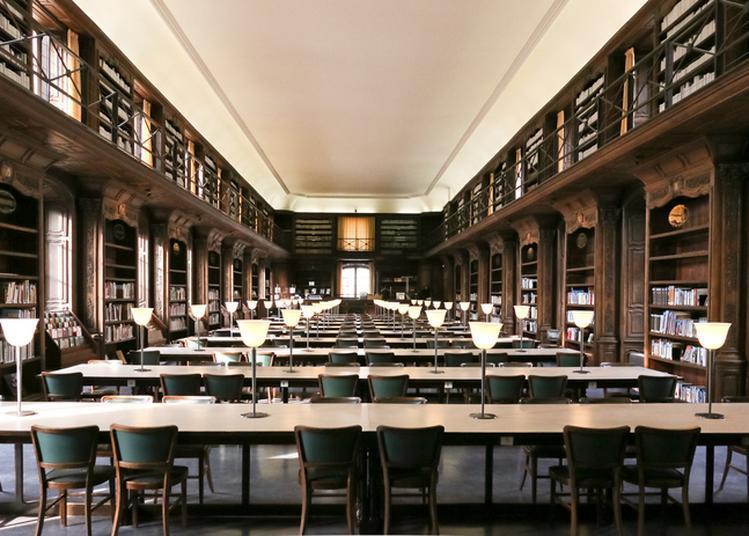 Visite Tactile De La Bibliothèque à Nancy