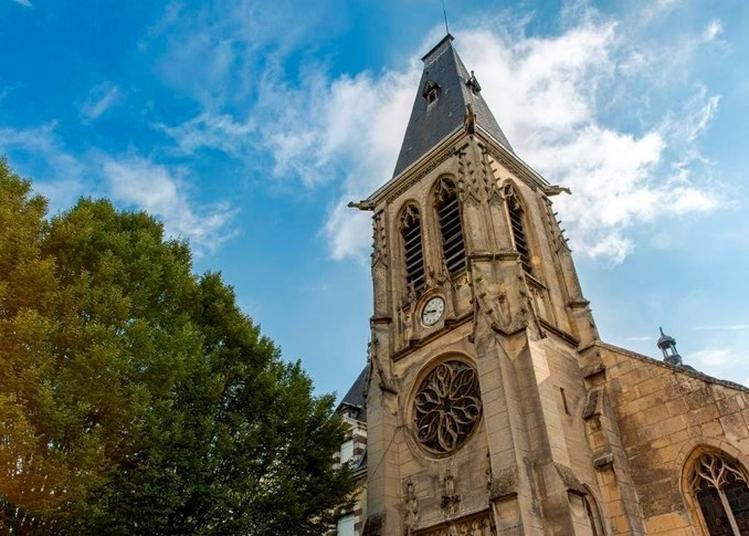 Visite Théâtralisé De L'église Saint-thomas-de-cantorbery à Mont saint Aignan