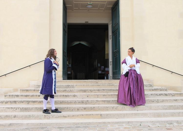 Visite Théâtralisée à Marly le Roi