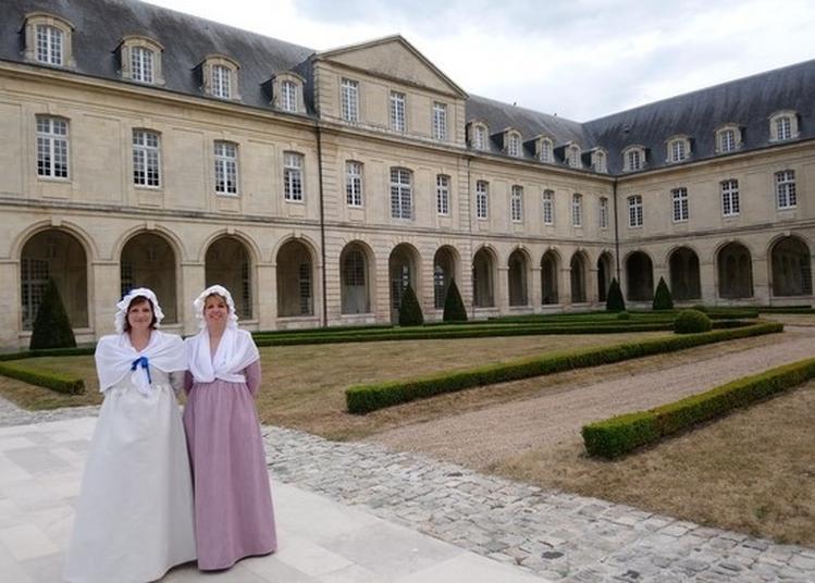 Visite Théâtralisée Jeanne Et Blanche En Normandie Médiévale à Caen