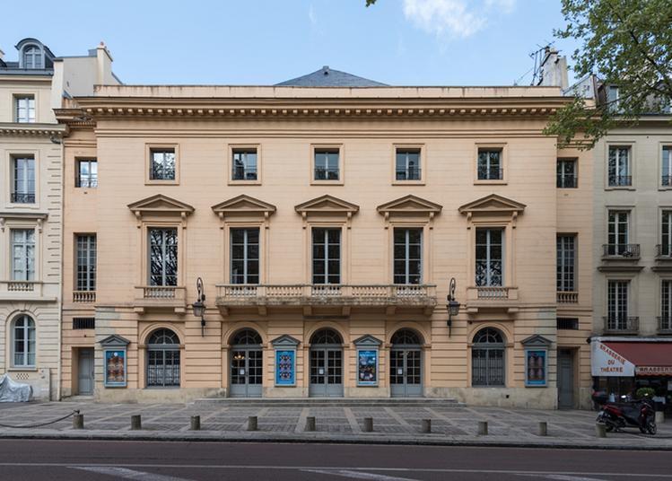 Visite Théâtre Montansier à Versailles