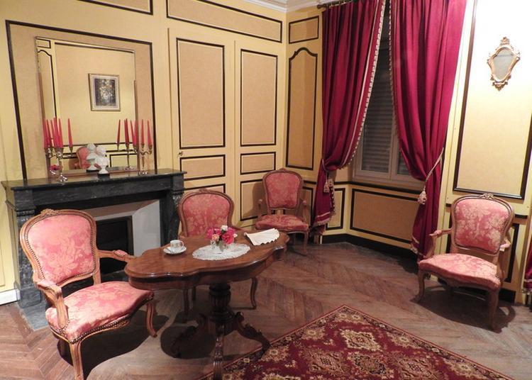 Visite Thématique D'un Chateau Inachevé Du Xviiie Siècle à Amilly