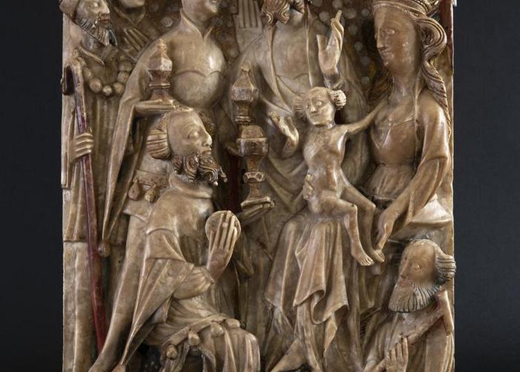 Visite Thématique : Rendez-vous Avec Une Oeuvre, Les Albâtres De La Chapelle Saint-joseph à Bordeaux