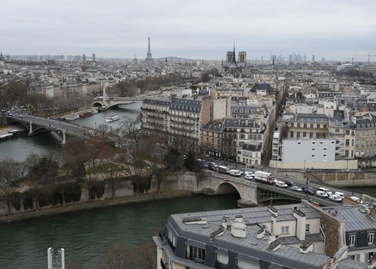 Visite Un Centre Administratif Au Coeur De La Cité à Paris 4ème