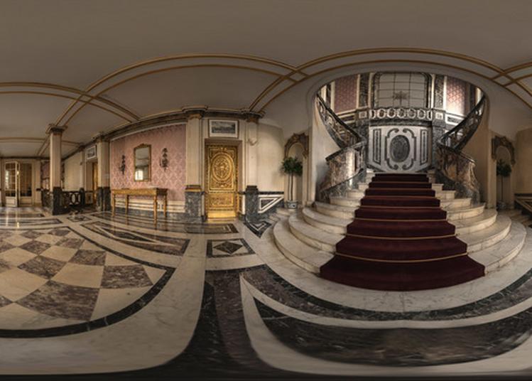 Visite Virtuelle 360° Du Consulat Général D'italie à Paris