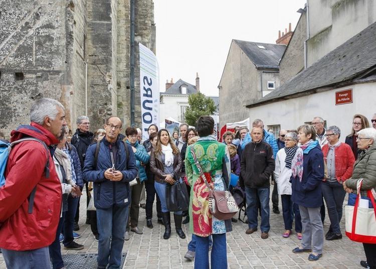 Visitée Guidée Du Quartier Du Vieux Tours Par Un Guide-conférencier