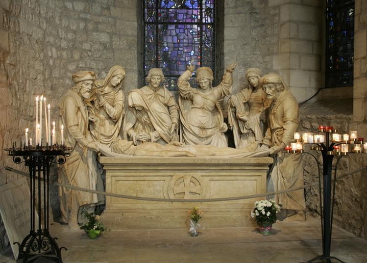 Visites Accompagnées De La Basilique Saint-remi à Reims