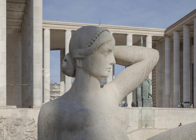 Visites Architecture Et Histoire Du Palais De Tokyo à Paris