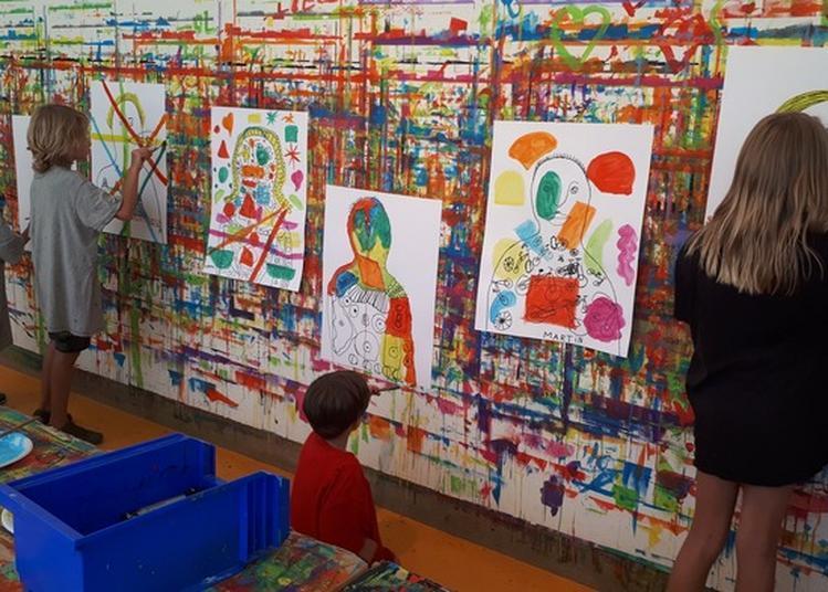 Visites Ateliers Au Musée Fernand Léger à Biot