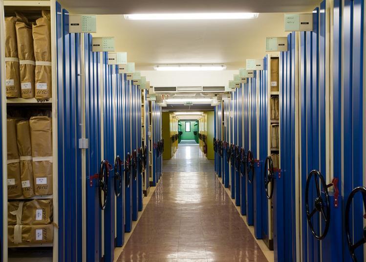 Visites Commentée Des Coulisses Des Archives Départementales à Bourges