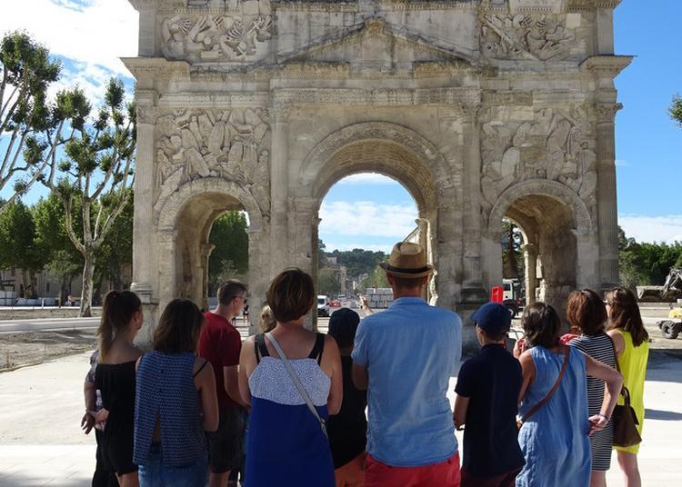 Visites Commentées De L'arc De Triomphe à Orange