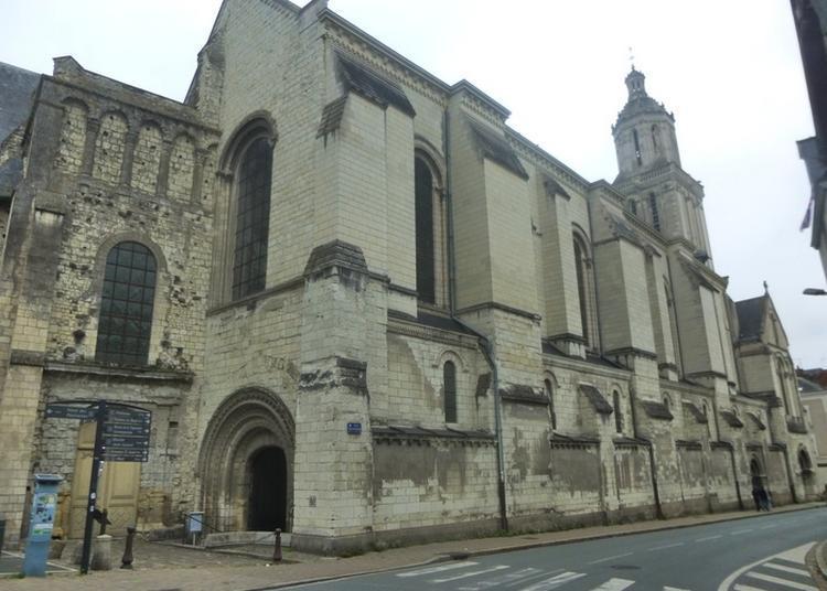 Visites Commentées De L'église De La Trinité à Angers