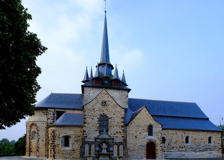 Visites Commentées De L'église Romane St-pierre-et-st-paul à Langon
