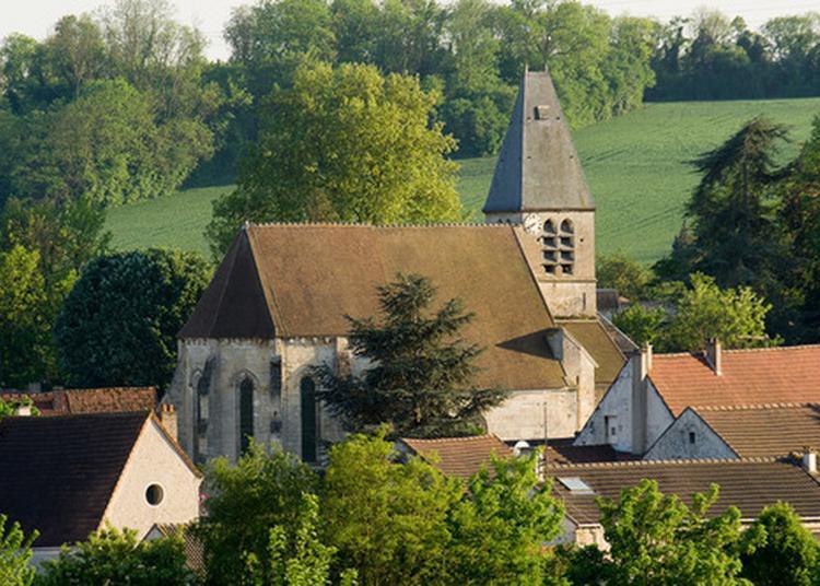 Visites Commentées De L'église Saint-gildard à Seraincourt