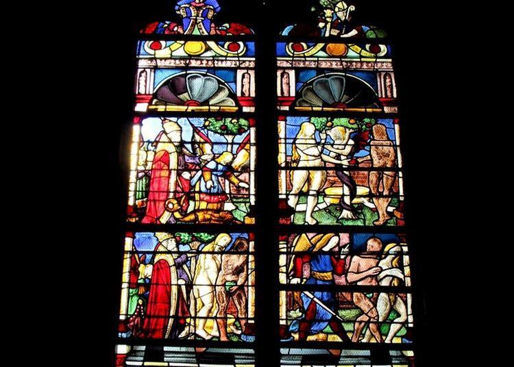 Visites Commentées De L'église Saint-patrocle à Saint Parres aux Tertres