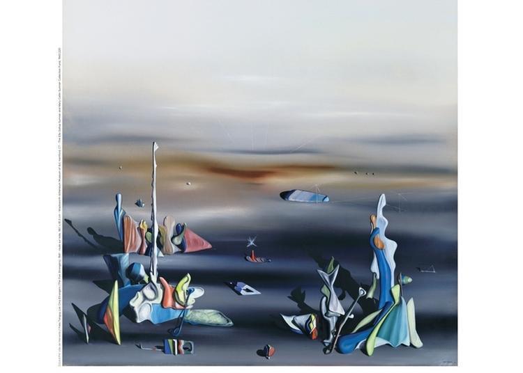 Visites Commentées De L'exposition Le Surréalisme Dans L'art Américain à Marseille