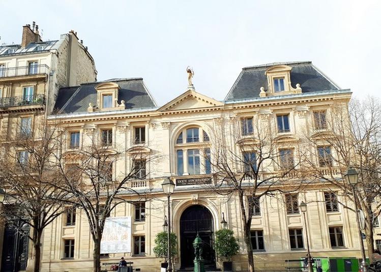Visites Commentées De L'hôtel De L'industrie à Paris 6ème