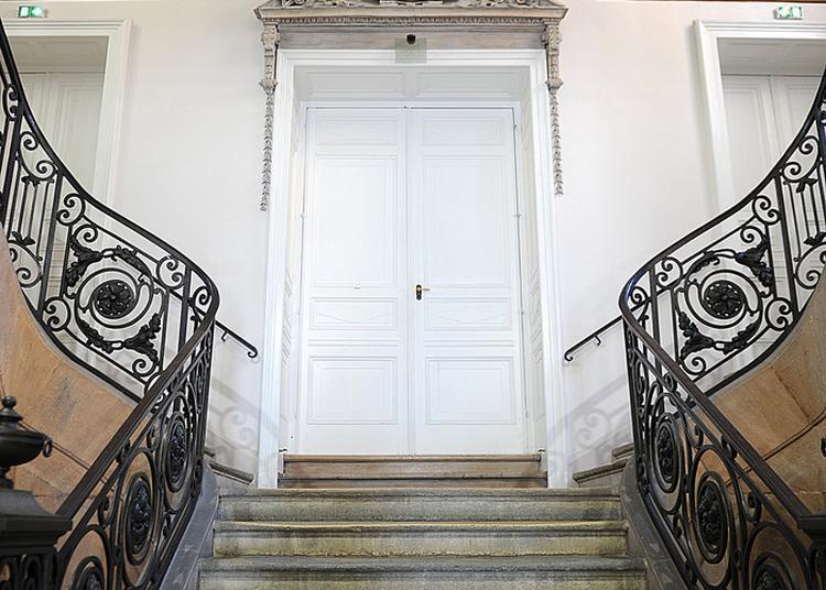 Visites Commentées De L'hôtel De Ville De Montbéliard à Montbeliard
