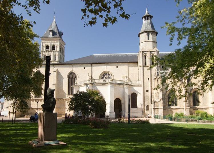 Visites Commentées De La Basilique Saint-seurin De Bordeaux