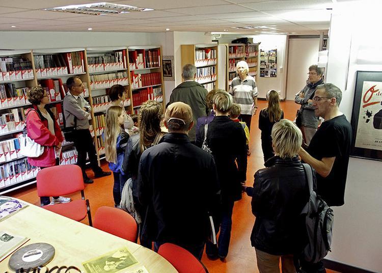 Visites Commentées De La Bibliothèque à Tours