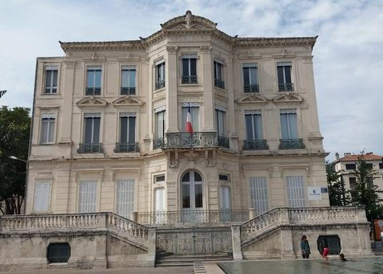 Visites Commentées De La Chambre De Commerce Et D'industrie Du Vaucluse à Avignon