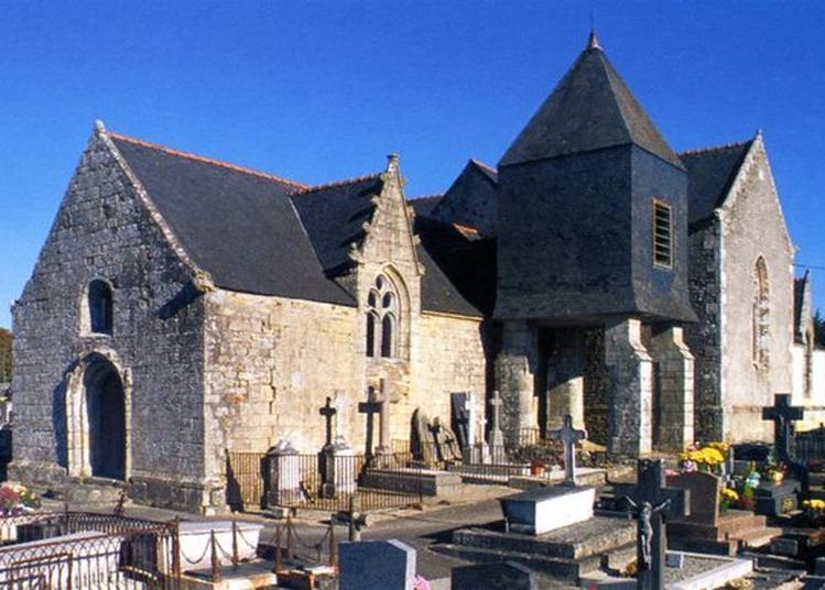 Visites Commentées De La Chapelle Saint-david à Quimperlé à Quimperle