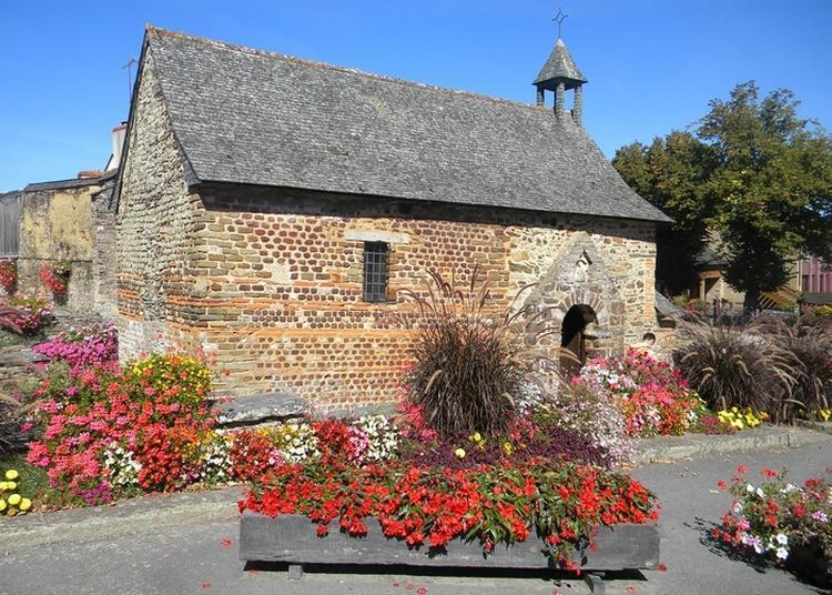 Visites Commentées De La Chapelle Sainte Agathe à Langon