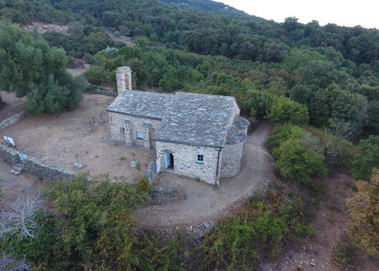Visites Commentées De La Chapelle Sainte Christine 20221- Valle Di Campoloro