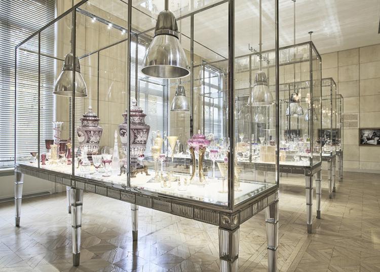 Visites Commentées De La Galerie-musée Baccarat à Paris