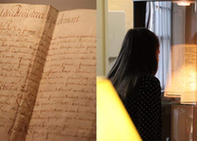 Visites Commentées Des Archives Historiques De La Ville De Dijon