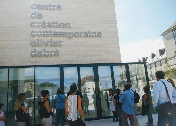 Visites Commentées Des Expositions Du Centre D'art à Tours