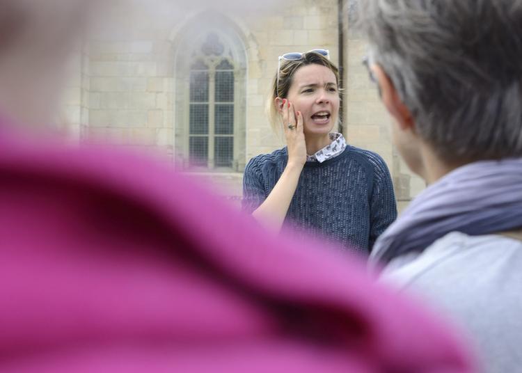 Visites Commentées Des Extérieurs De L'abbaye De Maubuisson à Saint Ouen l'Aumone