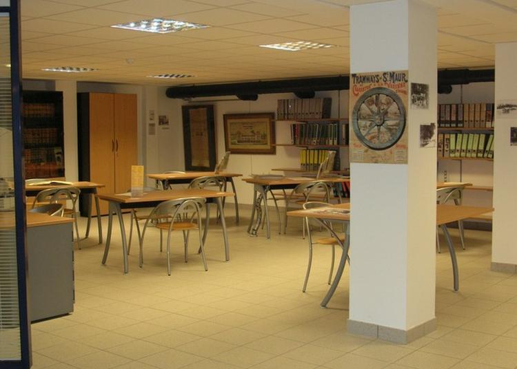 Visites Commentées Des Réserves Des Archives Municipales à Saint Maur des Fosses